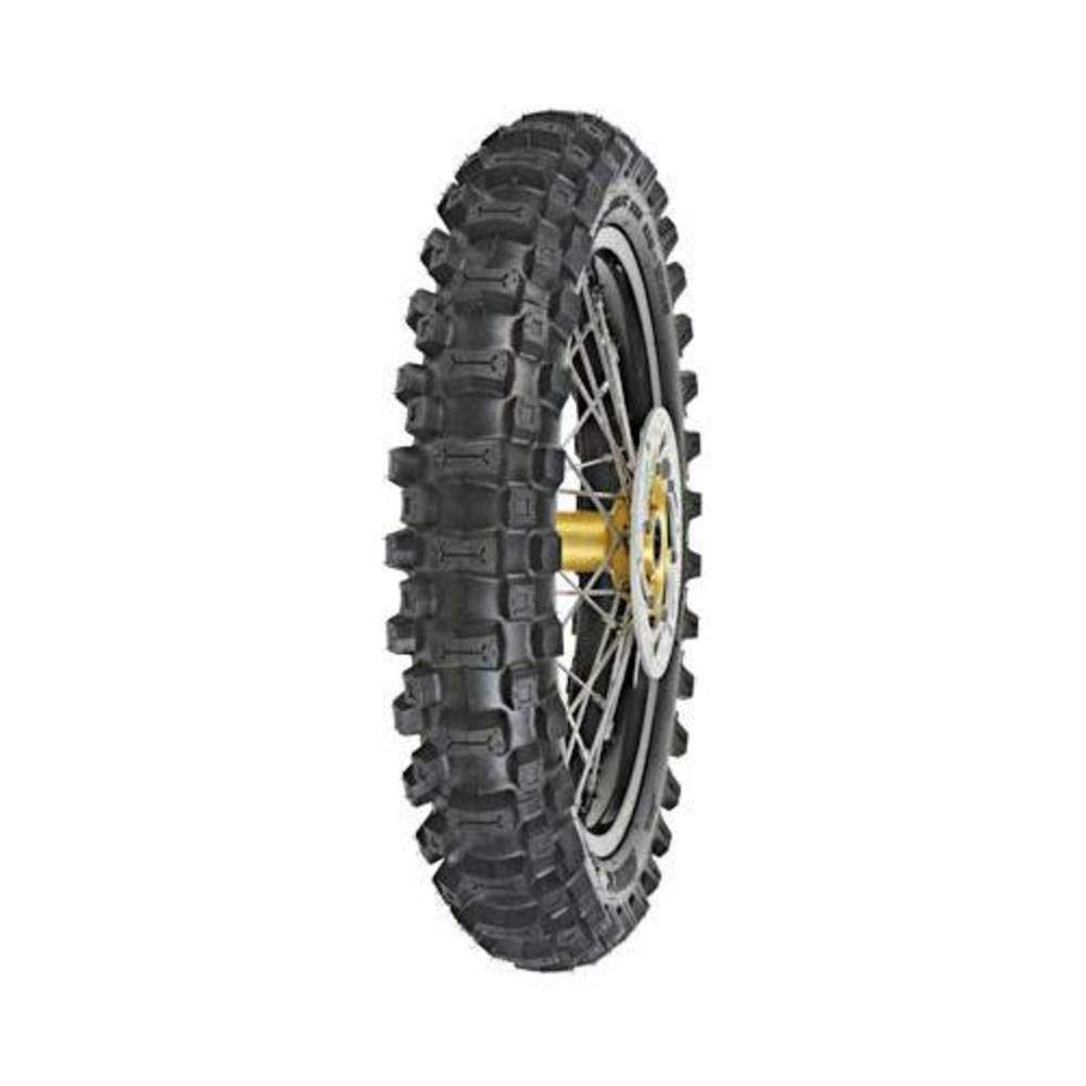 Sedona MX887IT Hard/Intermediate Tire - Rear - 90/100-14 , Position: Rear, Rim Size: 14, Tire Application: Intermediate, Tire Size: 90/100-14, Tire Type: Offroad, Tire Ply: 4 MX9010014 4333046070