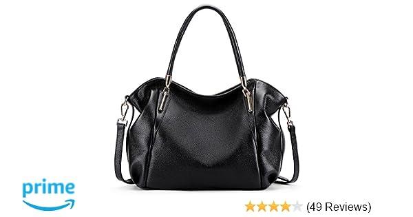 Amazon.com  Vatan Women s Vintage Genuine Leather Handbag Daily Work Tote  Shoulder Bag Large Capacity  Shoes 35a87bc9647ce