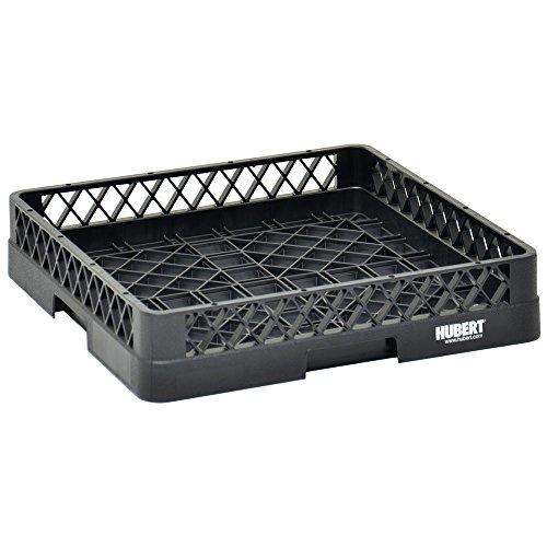Vollrath Traex Black Plastic Open Dishwashing Rack - 19 3/4 L x 19 3/4 W x 4'' H by THE VOLLRATH COMPANY, LLC
