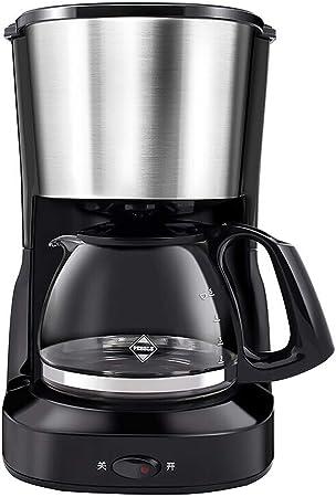 Filtro Cafetera Hogar Pequeño Mini Gran capacidad American Drip Coffee Maker Machine Tea Maker: Amazon.es: Hogar