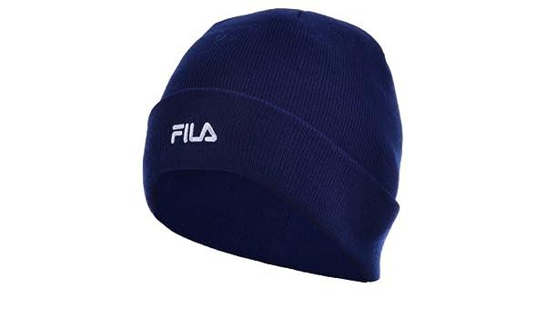 13a780bf3fa Fila Vintage Winter Woolie Beanie Hat - Unisex - AX00380 - L  Amazon.ca   Sports   Outdoors