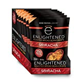 Enlightened Roasted Broad Bean Crisps, Sriracha, 18 Oz, Package May Vary