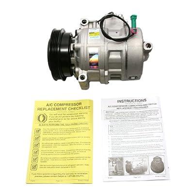 Delphi CS20085 7SBU16C New Air Conditioning Compressor: Automotive
