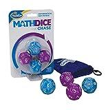 ThinkFun Math Dice Chase - The Fun Game of