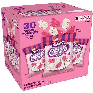 frosted animal crackers bulk