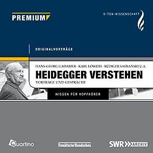 Heidegger verstehen Hörbuch