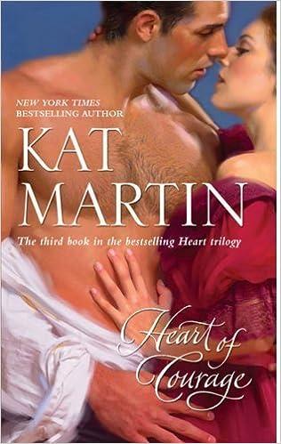 Book Heart of Courage (Heart Trilogy, Book 3) by Martin, Kat (December 23, 2008) Mass Market