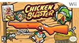 Chicken Blaster with Blaster Hunting Bundle - Nintendo Wii