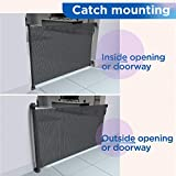 Perma Child Safety Outdoor Retractable Baby Gate