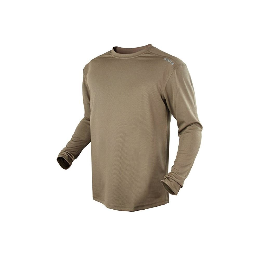 Condor Outdoor Maxfort Long Sleeve Shirt Performance Training Top