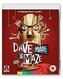 Dave Made A Maze [Blu-ray]