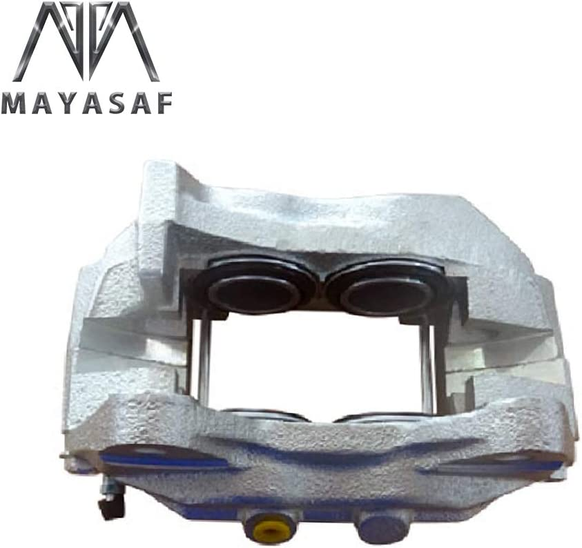 MAYASAF 191830 Brand New Brake Caliper Driver Side Front Left Caliper Assembly Fit 2004 Toyota Tacoma 1996-02 Toyota 4Runner