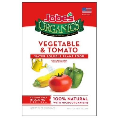 Jobe's Organics Vegetable & Tomato Fertilizer