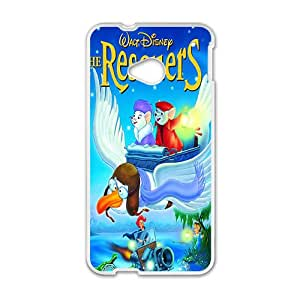 JIANADA The rescuers Case Cover For HTC M7