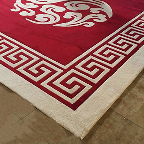 Amazon.com: Carpet Modern Minimalist Rugs Wool Blend