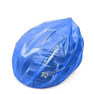 RockBros Windproof Dust proof Rain Cover MTB Road Bike Helmet Cover