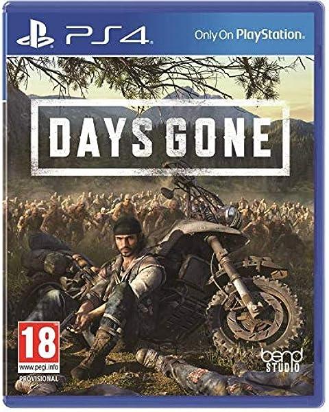 Days Gone - PlayStation 4 [Importación inglesa]: Amazon.es ...