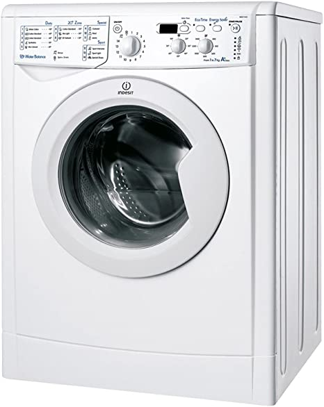 Indesit Iwd71451 Washing Machine Amazon Co Uk Electronics