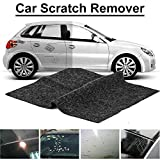 GLISTON Car Scratch Remover Kit, Magic Paint Scratch Removal Cloth Suitable for Repairing Vehicle Light Paint Scratches Scuffs on Surface, Door Knob Scratch, Hairline Sun Streak, Branch Scratch