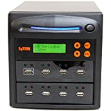 SySTOR 1 to 7 Multiple USB Thumb Drive Duplicator / USB Flash Card Copier (USBD-7)