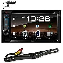 "Kenwood DDX375BT 6.2"" In-Dash Car DVD Bluetooth Receiver Monitor+Back-up Camera"