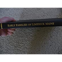 Early Families of Limerick, Maine