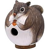 Cheap Squirrel Gord-O Birdhouse