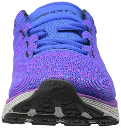 Blue W Femme Bleu Running 3 Bandit Ua ultra Under Armour Charged 6v6Ra