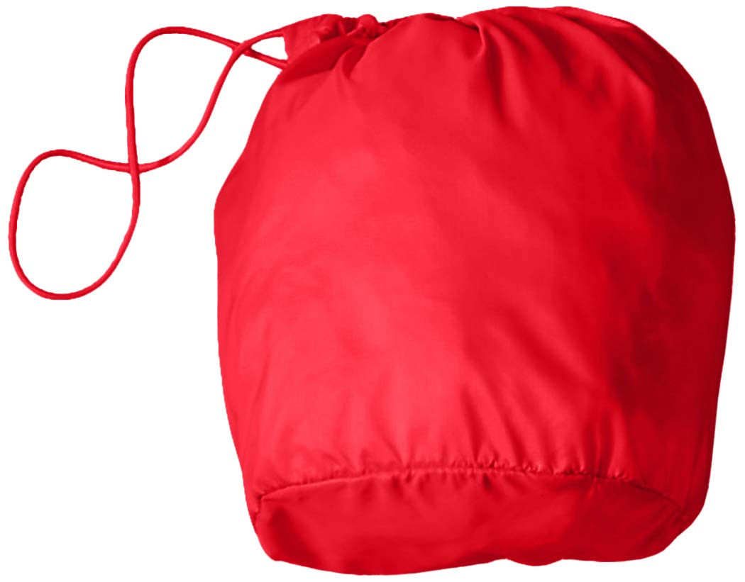Helly Hansen Jr Barrier Down Insulator Jacket, Goji Berry, Size 12 by Helly Hansen (Image #3)
