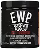 Run Everything Labs Enter with Purpose Pre-Workout Powder, Tangerine Clementine, 8.46 Ounce