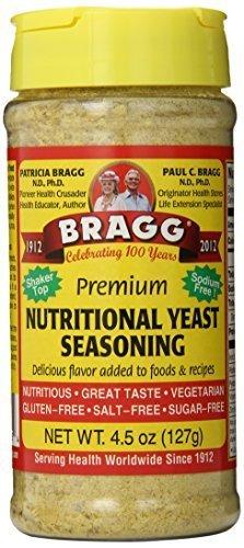 Bragg Nutritional Yeast Seasoning Premium