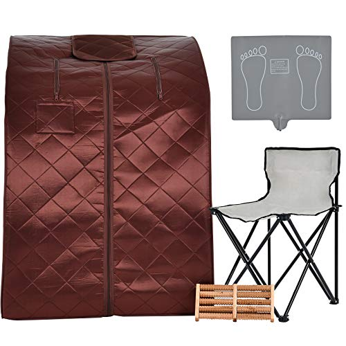 Kuppet Portable Infrared Sauna Home Spa