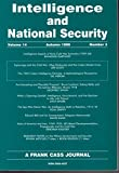 img - for Intelligence and National Security: Volume 14, Number 3, Autumn 1999 book / textbook / text book
