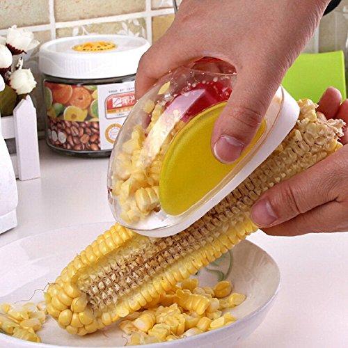 corn husk earrings - 2