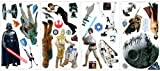 Kyпить Roommates Rmk1586Scs Star Wars Classic Peel And Stick Wall Decals на Amazon.com