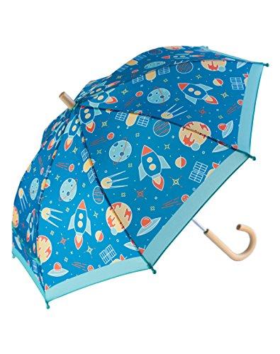 Price comparison product image Oakiwear Children's Umbrella (Outer Space)