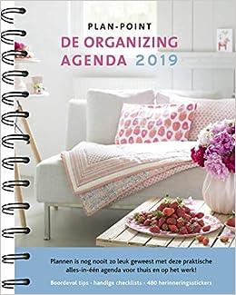 2019 (De organizing Agenda): Amazon.es: Vivianne Broekman ...