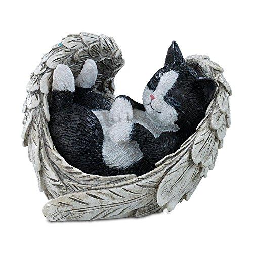 Heart Cat Figurine - 3