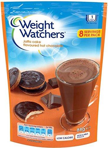 Weight Watchers Jaffa Cake Flavoured Hot Chocolate (88g)