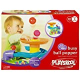 Hasbro Playskool Busy Ball Popper
