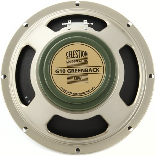 Celestion G10 Greenback Guitar Speaker, 16 Ohm ()