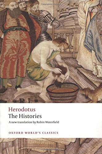 The Histories (Oxford World's Classics) by Herodotus (2008-05-15)