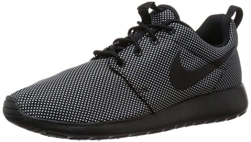 Roshe Pour Nike gris Femme Baskets One Noir Aqn1wB