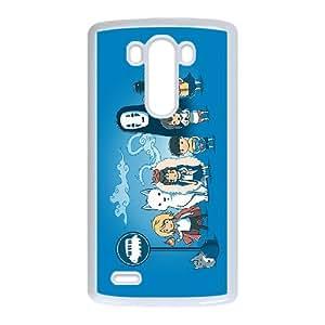 My Neighbor Totoro theme pattern design For LG G3 Phone Case
