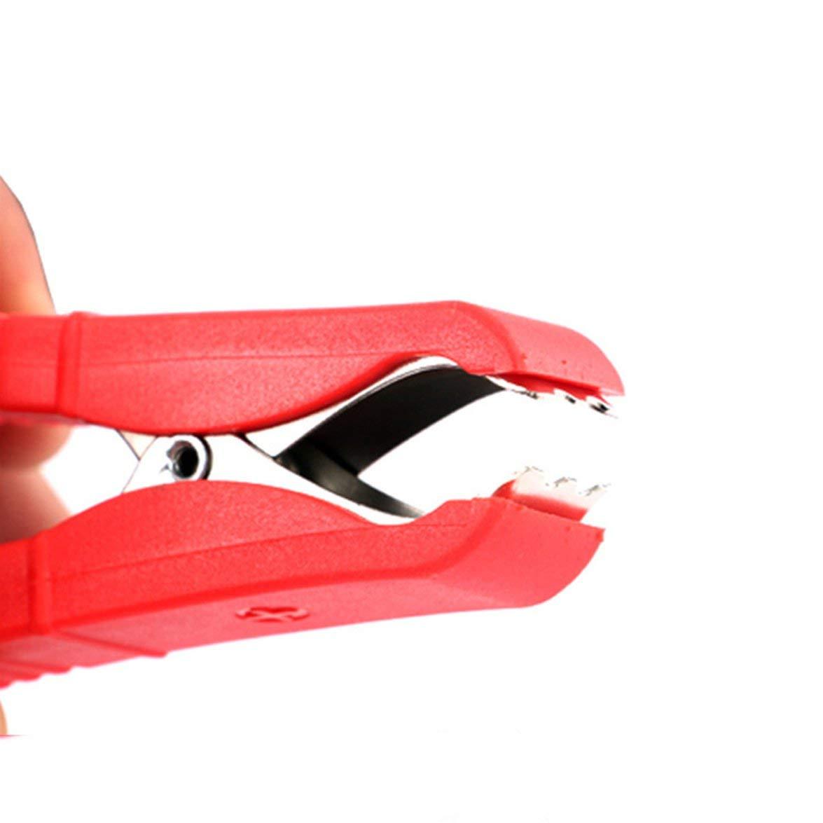 Kongqiabona Bomba de bater/ía de Coche Cocodrilo Encendedor de Cigarrillos Adaptador de Enchufe de alimentaci/ón Abrazadera Clip Cargador Cable 12V Durable