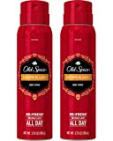 Old Spice Re-Fresh Body Spray, Swagger 3.75 oz (Pack of 2)...