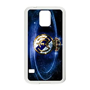 Real Madrid Samsung Galaxy S5 Cell Phone Case White MSY183457AEW
