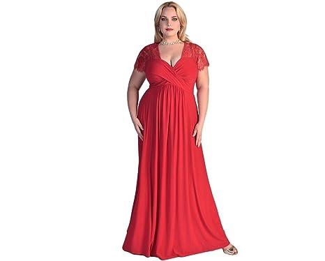 acfcc5793 Vestidos Tallas Grandes Plus Ropa De Moda para Mujer Sexys Casuales Largos  De Fiesta y Noche