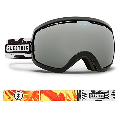 Electric Visual EG2.5 Jungle Hands/Brose Silver Chrome Snow Goggle by Electric