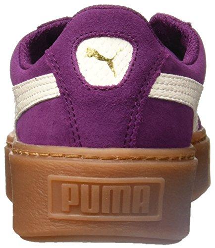 Puma Suede Platform Snake Jr 36390603, Turnschuhe